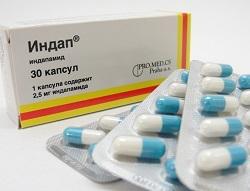 Indap - istruzioni per l'uso, indicazioni, dosi