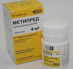 Compresse Metipred 4 mg