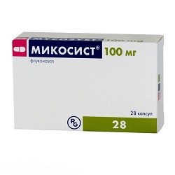 Micosisto in capsule 100 mg
