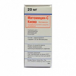 trattamento con mitimicina prostatica